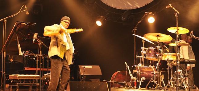 Charles LLoyd, Marciac Jazz Festival 2009 by Francis Chaverou