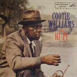 Cootie Williams in Hi-Fi (cover)